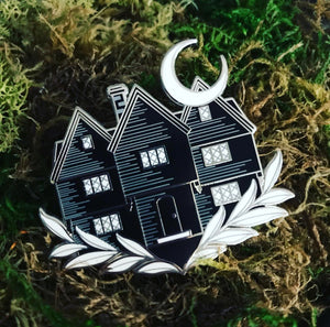 Witch House Pin