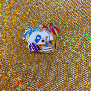 BizBaz 1st Birthday Exclusive Pin!