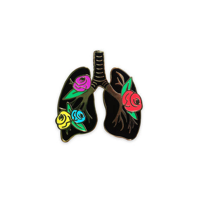 ANATOMY BLOOM LUNGS