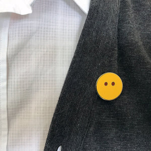 BILLYIDOLMOJI PIN