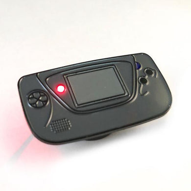 Game Gear - Light Up Lapel Pin