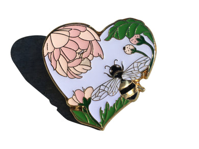 Heart of Life Pin