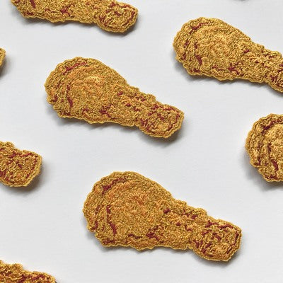 Golden Fried Chicken Patch