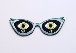 Scaredy Cat Eyes Patch