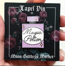 Load image into Gallery viewer, Magic Potion Glitter Pin