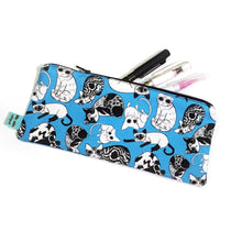 Load image into Gallery viewer, All Over Cats Pencil Case