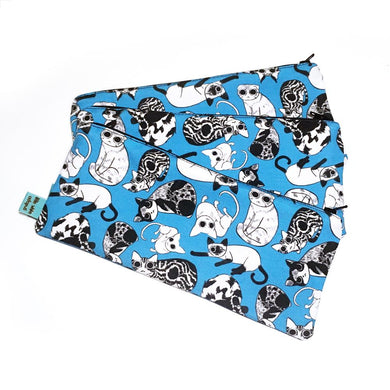 All Over Cats Pencil Case