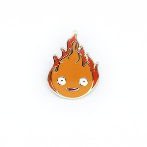 Calcifer Pin