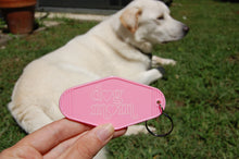 Load image into Gallery viewer, Dog Mom Keychain