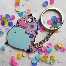 Load image into Gallery viewer, Kawaii-jū Keyring