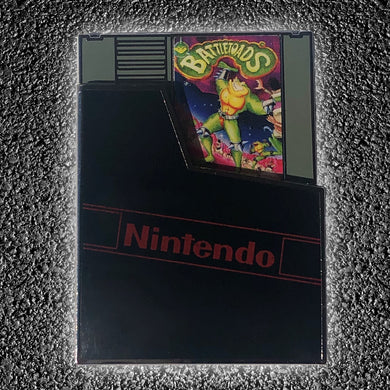 Battletoads Cartridge (Slider Pin)