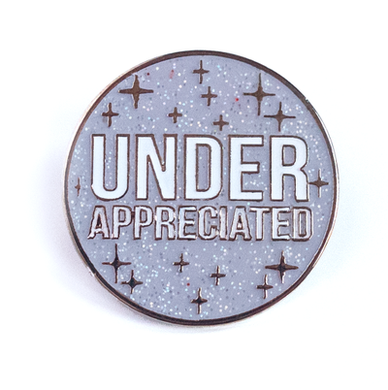 Underappreciated Pin