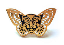 Load image into Gallery viewer, FLY PUSSY ENAMEL PIN