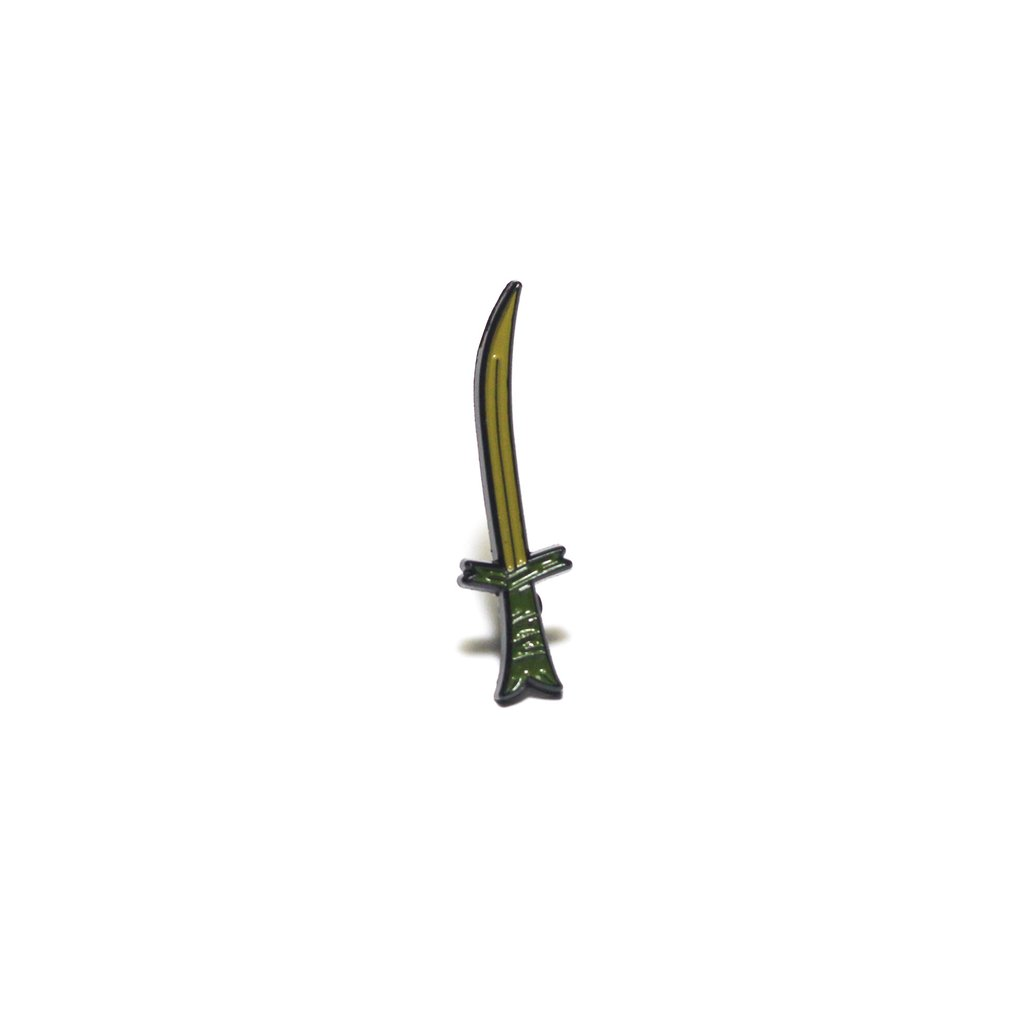 The Grass Sword pin