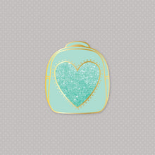 Load image into Gallery viewer, Heart Ita Bag Backpack Pin - Hard Enamel Lapel Pin