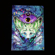 Load image into Gallery viewer, Fennec Fox - Sparkle Print