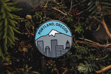 Load image into Gallery viewer, Portland Oregon Enamel pin