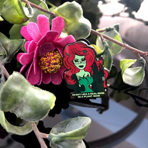 Poison Ivy x Mean Girls Pin
