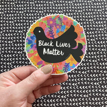 Load image into Gallery viewer, Black Lives Matter Vinyl Sticker
