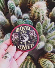 Load image into Gallery viewer, The ONLY & ORIGNIAL Moon Child Moon Goddess Patch