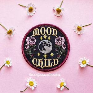 The ONLY & ORIGNIAL Moon Child Moon Goddess Patch