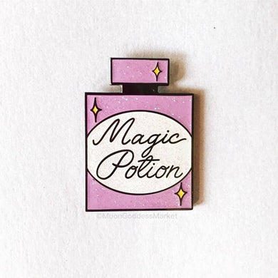 Magic Potion witchy Lapel Pin