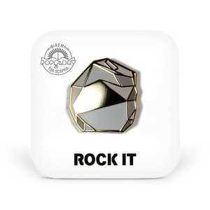 ROCK IT PIN
