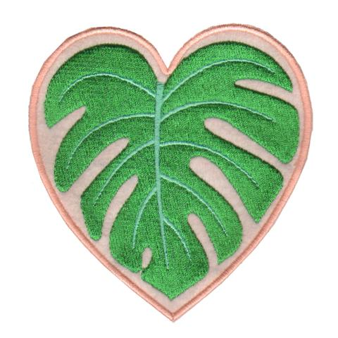 LIVE LEAF LOVE PATCH