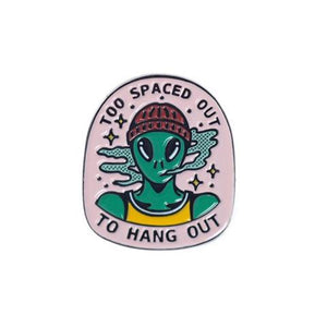 SPACED OUT PIN