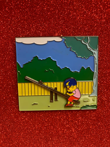 Millhouse See Saw Pin