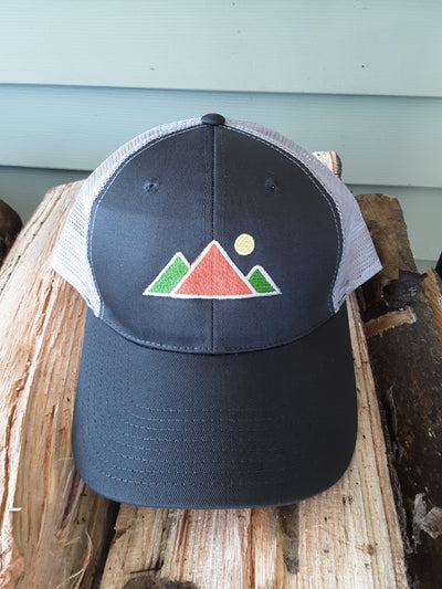 Mountain Structured Hat