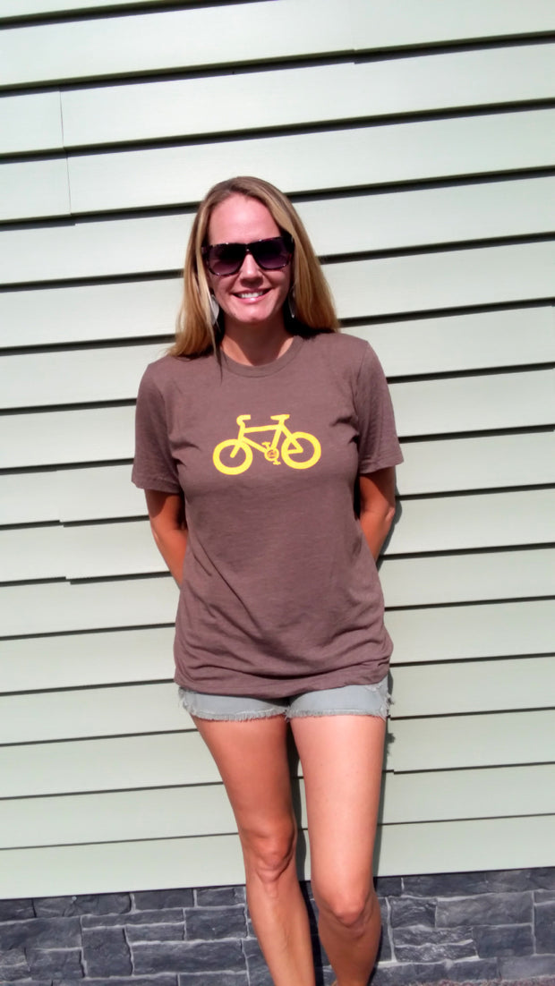 Unisex Bicycle Tee