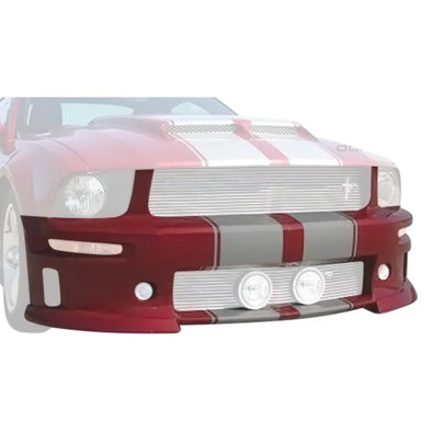Racing Stripes- Bumpers