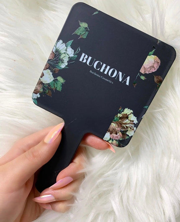 Buchona Mini Hand Mirror