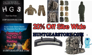 Hunting Supply Store 20% Off Site Wide Sale