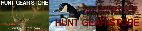 Goose Hunting Supplies