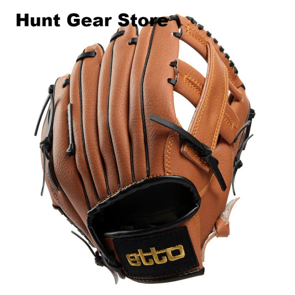 Etto Quality 10/11 Inches Professional Baseball Gloves Hunt Gear Store