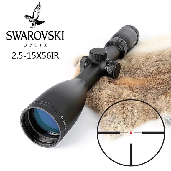 Imitation Swarovskl 2.5-15x56 IRZ3 Riflescope Red Dot Hunt Gear Store