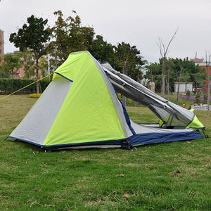 Alltel Single Person Waterproof Windproof Camping Tent Hunt Gear Store