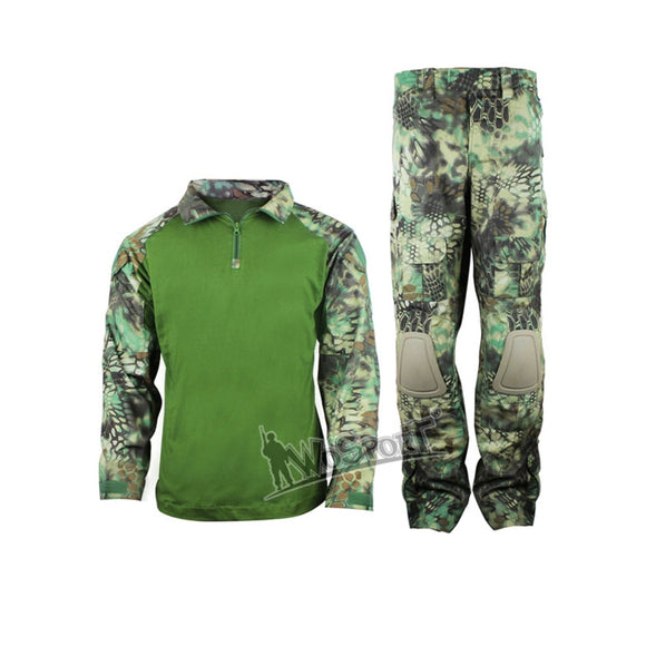 Uniform Training Exercise Sets Camouflage Hunting Hunt Gear Store