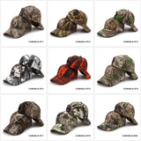 2019 Camo Baseball Caps 25 Versions Hunt Gear Store