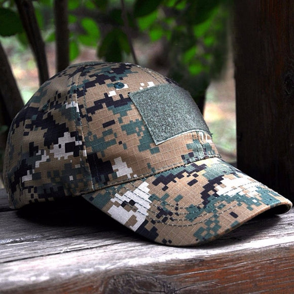 Unisex Hunting Camouflage Hat Jungle Digital - Free + Shipping