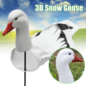 Hunting Goods Lifelike Snow Goose Hunting Decoys