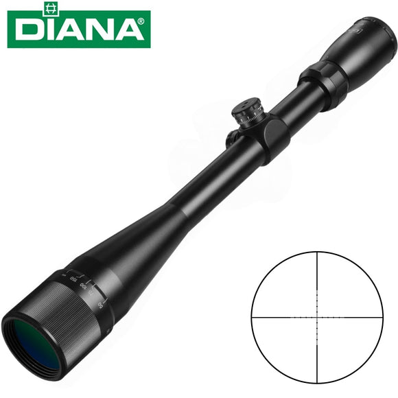 DIANA AO Mil-Dot Reticle Scopes 6-24x42 Hunt Gear Store