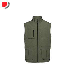 100% Nylon DWR finish windproof fishing Good Price Fly  Fishing Vest 300 vest min.