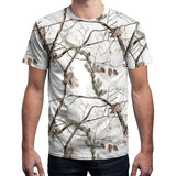 Men's Bionic Camouflage T-Shirts Short Sleeve Hunt Gear Store