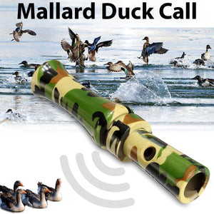 Duck Mallard Hunting Game Call Camo Hunt Gear Store