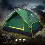 CAMEL 4 Season Waterproof Rainproof Tent 2-3 Person