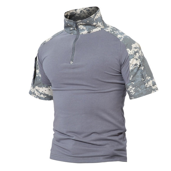 Camouflage Shirts Outdoor Hunting T-Shirt Hunt Gear Store