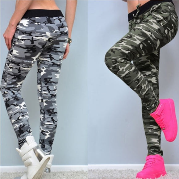 Camouflage Women's Joggers Pants Gray And Army Green Hunt Gear Store